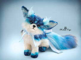 Poseable toy Commission for Setsail by MalinaToys