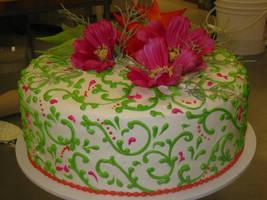 Essence Of Spring Cake by xXx--Kawaii--xXx
