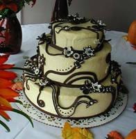 Wedding Cake by xXx--Kawaii--xXx