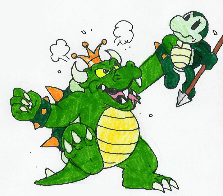 500 CC - 181: King Koopa by Hyliaman