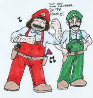 500 CC - 357: Mario Bros by Hyliaman