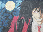Alucard in the night