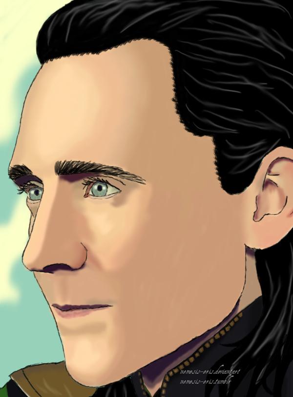 Loki by Nemesis-Eris