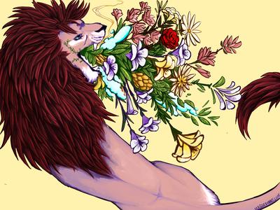 Beauty Needs an Animal to Breathe by MidnightAlleyCat