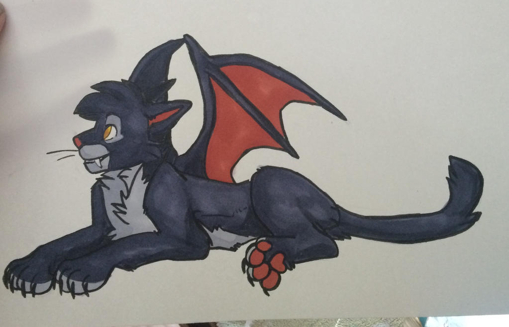 MARKERS by MidnightAlleyCat