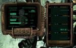 MSi Afterburner Skin - Fallout