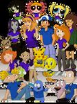 Year Book Club Cartoons