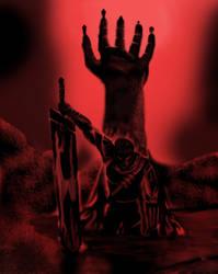 god hand by josephiroth01