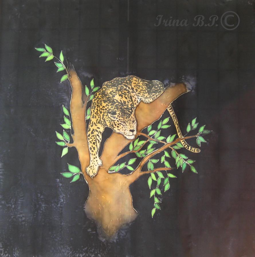Leopard by IrinaBP