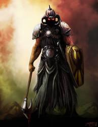 Death Dealer by Carnage-Khan