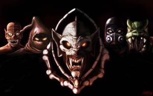 The Evil Horde by Carnage-Khan