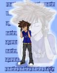Sora's Headphones
