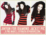 [PNG Pack] Jihyun for Diamond Jacket Pic