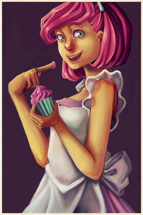 CupCake by K-mila