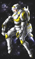 Spacesuit by ChevronLowery