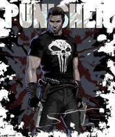 The Punisher by ChevronLowery