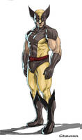 Wolverine by ChevronLowery