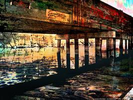 Lumbee River Bridge by ChevronLowery