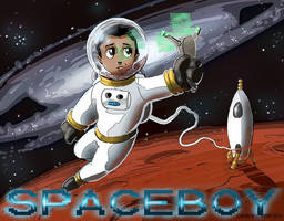 Spaceboy by ChevronLowery