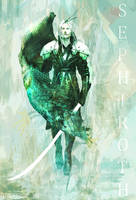 Sephiroth by ChevronLowery