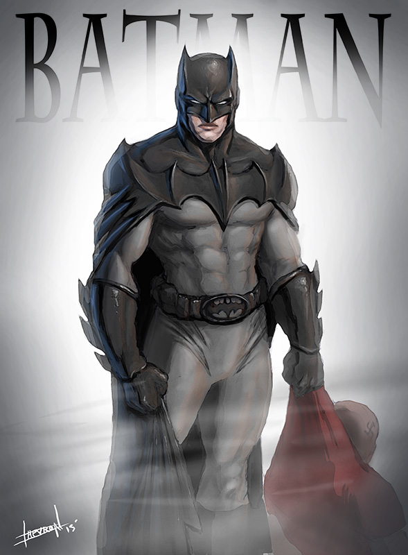 Batman by ChevronLowery