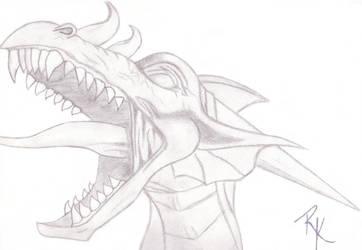 Dragon by Gizmo369