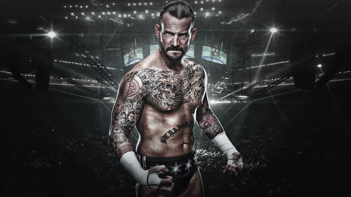 cm punk best in the world iphone wallpaper