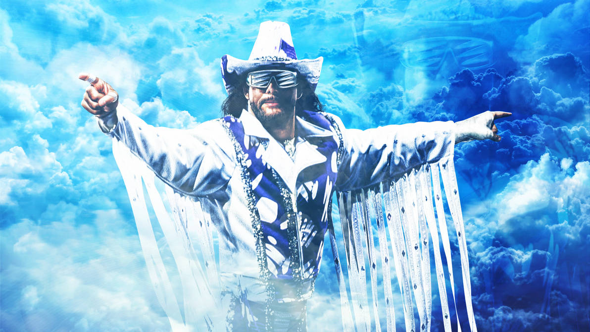 Randy Savage Rest In Peace Wallpaperethereal By