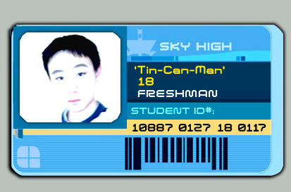 tcm id v15 superhero id card by tin can man on deviantart