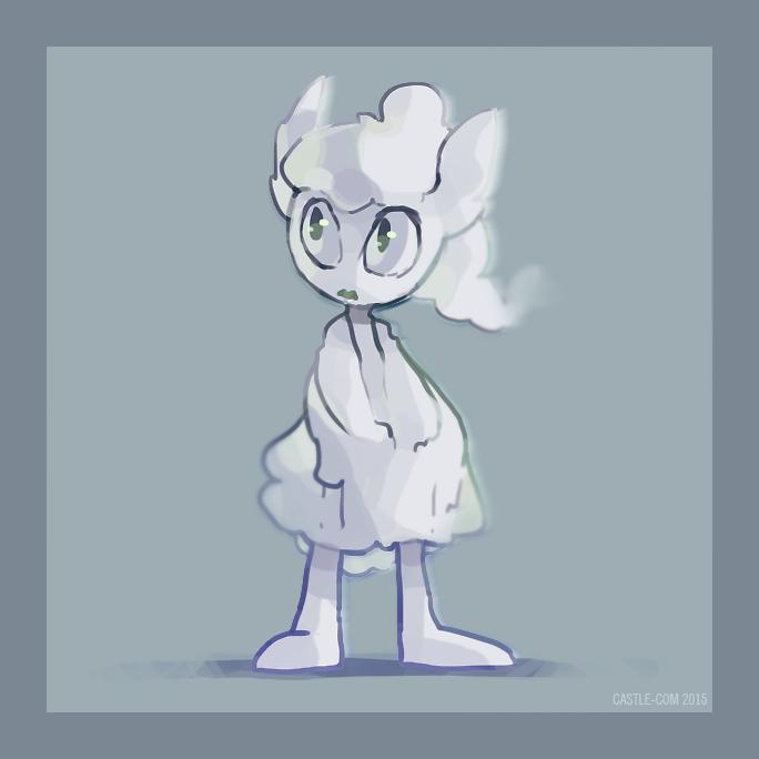 Sonic adopt: Mist by Castle-com