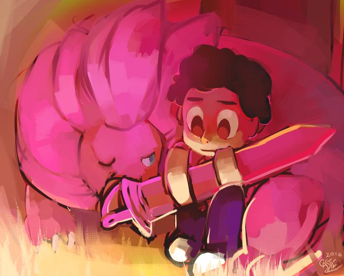 Pink memories by Castle-com