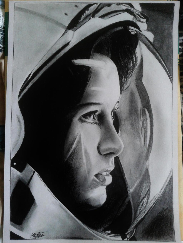 anna female astronaut - photo #10