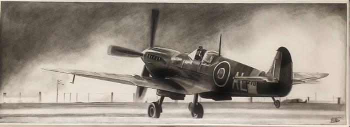 Supermarine Spitfire Mk.IXc PV270