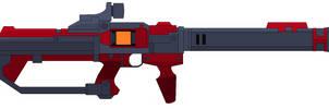 Soviet Laser Rifle