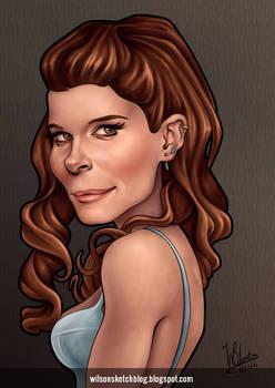 Caricature - Kate Mara