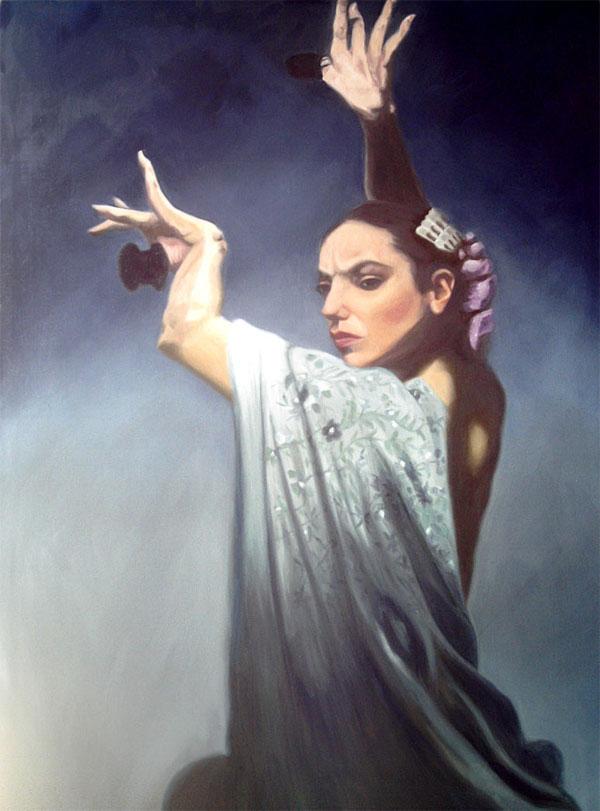 Flamenca by guernica2009
