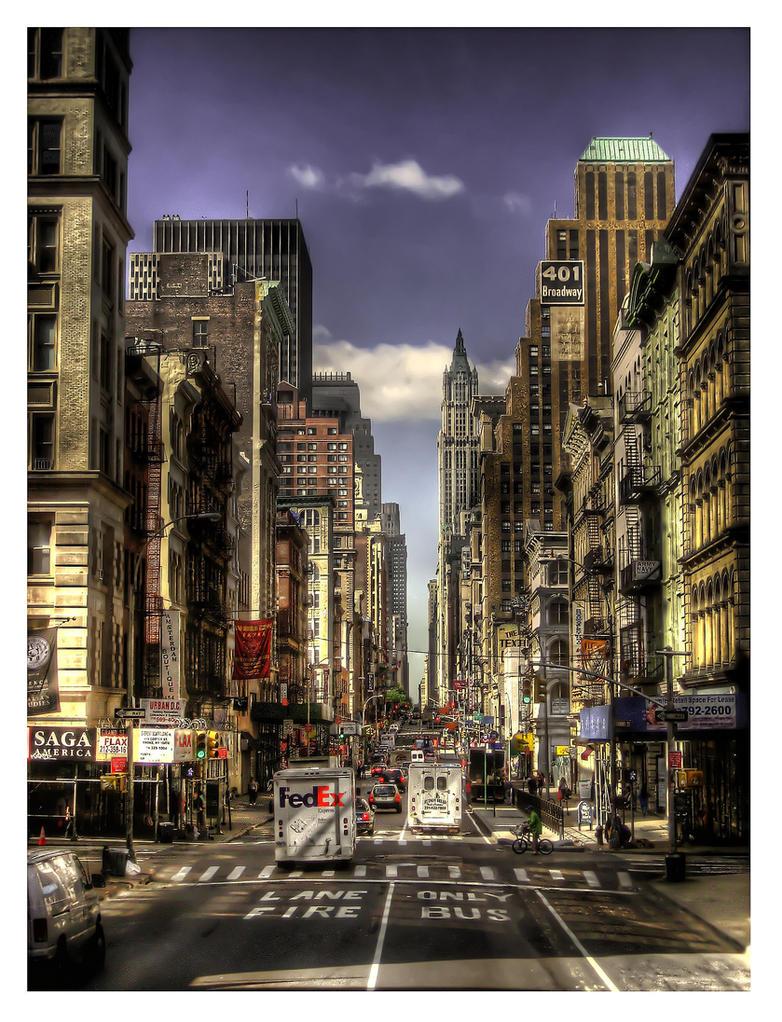 401 Broadway HDR by martinasdf