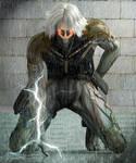 I am lightning by Evil-Blade
