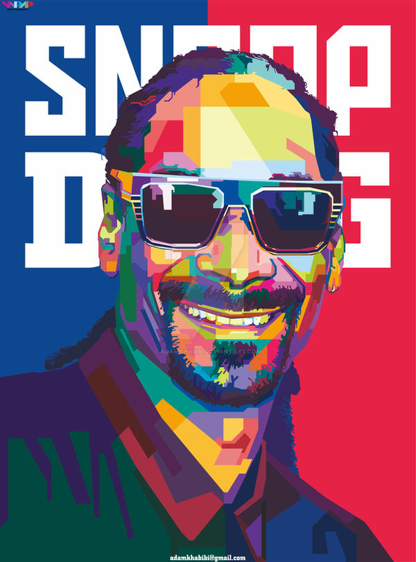 Best Buy Long Beach >> WPAP Snoop Dogg by AdamKhabibi on DeviantArt