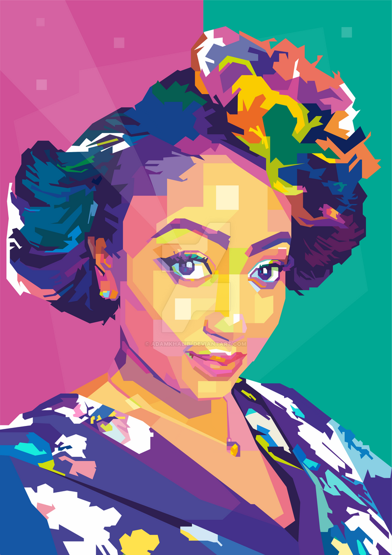 WPAP - Commissioned from Ghana by AdamKhabibi
