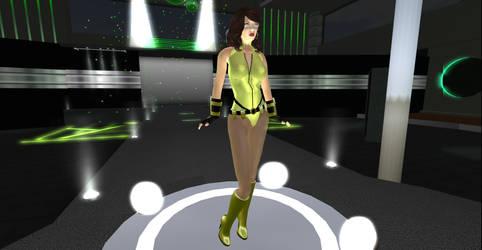 Glamour girl(fanart SL rezz) by IvonneA