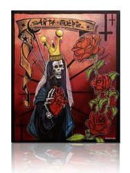 Santa Muerte by l3raindead