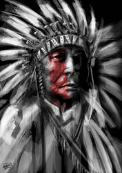 Chief by l3raindead