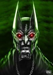 Dark Knight by l3raindead