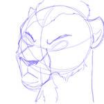 Scar - sketch