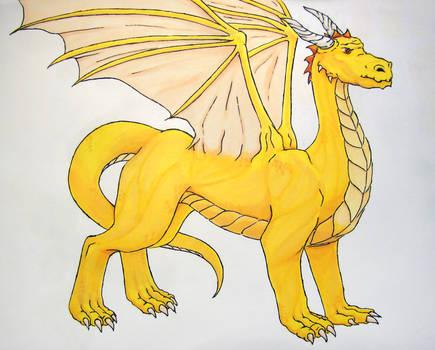 Majestic Dragon - My Glaedr