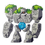 Maplestory Metal Golem
