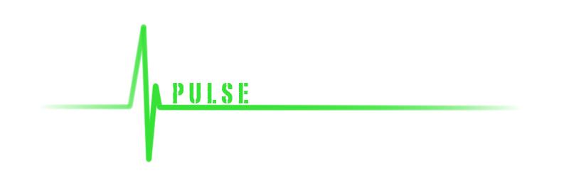 pulse logo by pulselines on deviantart. Black Bedroom Furniture Sets. Home Design Ideas