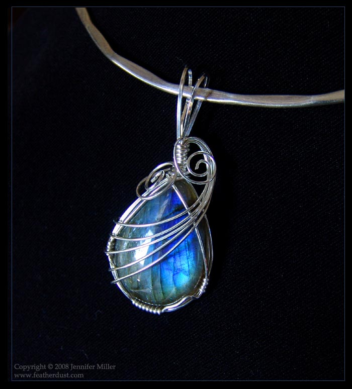 Raindrop labradorite pendant by nambroth on deviantart raindrop labradorite pendant by nambroth mozeypictures Gallery