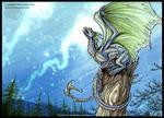 Spirit Caller Dragon